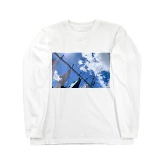 洗濯物 Long sleeve T-shirts