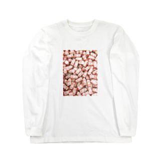 tenpraの大量生産大量消費 Long sleeve T-shirts
