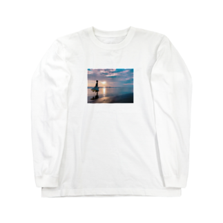 rikujouboyの堀未央奈 自作グッズ Long sleeve T-shirts