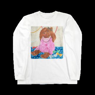 kuriko のヨーセ Long sleeve T-shirts