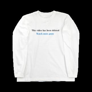 Matsuyaの警告シリーズ3 Long sleeve T-shirts