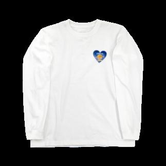 -ishのGINGA Long sleeve T-shirts