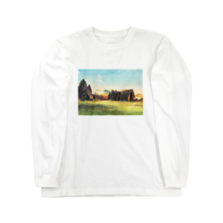 neko_3913のゆう Long sleeve T-shirts