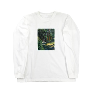 もり Long sleeve T-shirts