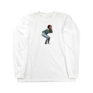 こ Long sleeve T-shirts