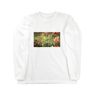selfishのトラフィックジャム Long sleeve T-shirts