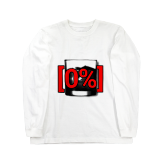 Shaoxing_Rock[0%]の0% Glass Long sleeve T-shirts