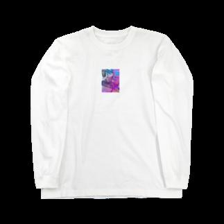 kenko__daiichiの童貞 Long sleeve T-shirts