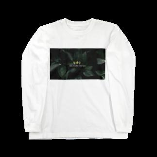 -rei-のストリート系 Long sleeve T-shirts