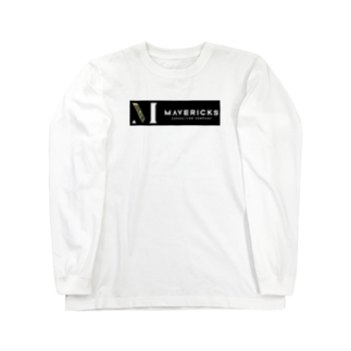 crime0510のMavericks Long sleeve T-shirts