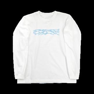 aymgのmountain Long sleeve T-shirts
