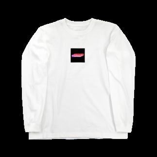 whoskaytofuのTIRED Long sleeve T-shirts