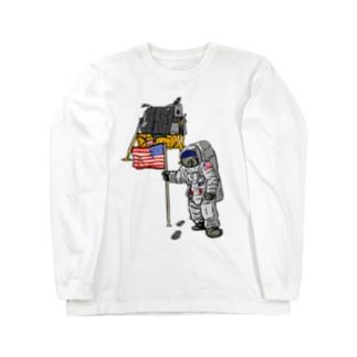 ASTRONAUT&MELLO Long sleeve T-shirts