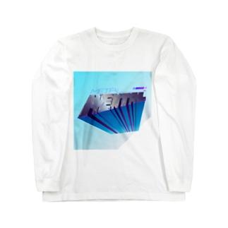 メタルなメンタル Long sleeve T-shirts