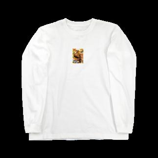 peacの牙狼 Long sleeve T-shirts