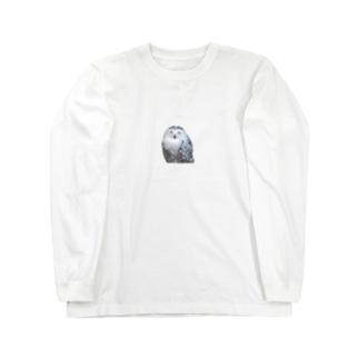 梟 Long sleeve T-shirts