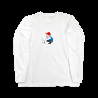 s_uppo_nのかっこいいおじさん Long sleeve T-shirts