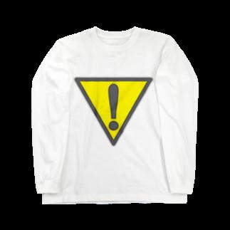 AURA_HYSTERICAのAlert Long sleeve T-shirts