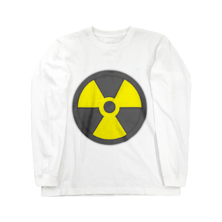 AURA_HYSTERICAのRadiation_S Long sleeve T-shirts