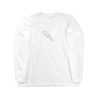 ジャックワンのエンターキー Long sleeve T-shirts