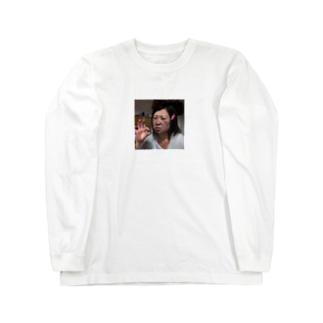 う Long sleeve T-shirts