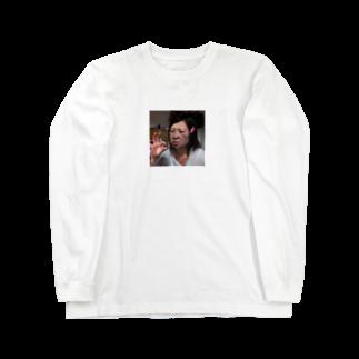 _512gのう Long sleeve T-shirts
