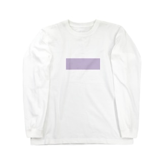 mauve Long sleeve T-shirts