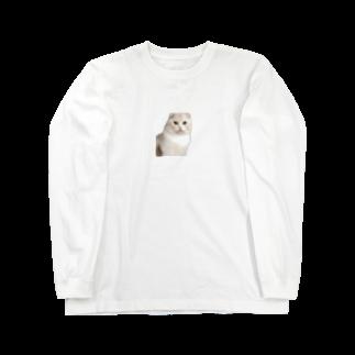 hha__m72のねこ Long sleeve T-shirts