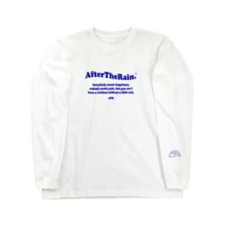 :A wave T-shirt Long sleeve T-shirts