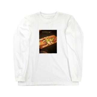 ジビエ系 Long sleeve T-shirts