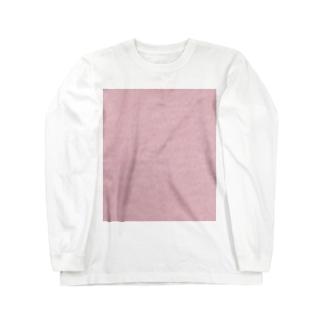 部分的にうさぎ Long sleeve T-shirts