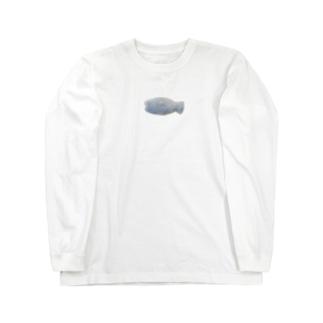 幻の魚 Long sleeve T-shirts