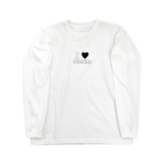 おおさか愛 Long sleeve T-shirts