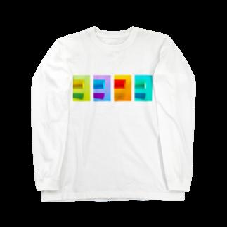 くらりのPAL_3 Long sleeve T-shirts