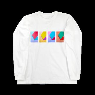 くらりのPAL_4 Long sleeve T-shirts