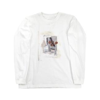 copper flower Long sleeve T-shirts