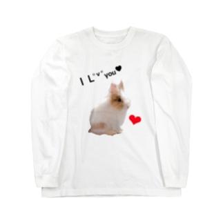 うさらぶ Long sleeve T-shirts