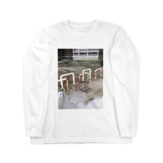 ノスタルジック Long sleeve T-shirts