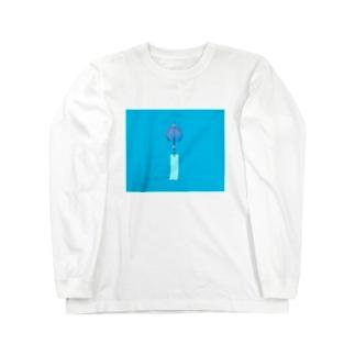 風鈴 Long sleeve T-shirts
