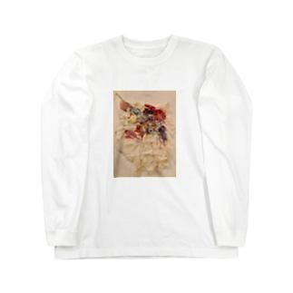 巡る季節 Long sleeve T-shirts