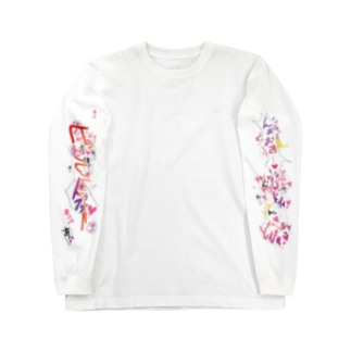 ポルノ Long sleeve T-shirts