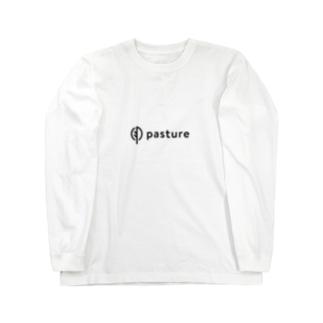 pastureT(black) Long sleeve T-shirts