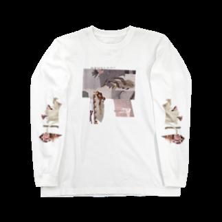 filmout / Kazuki Gotandaのdreamy hill Long sleeve T-shirts