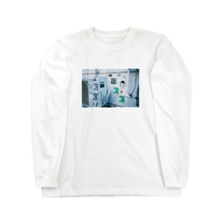 Katsuo Long sleeve T-shirts