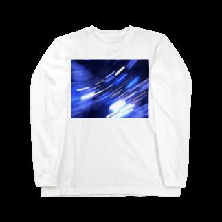 junaの閃光 Long sleeve T-shirts