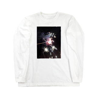 junaの火花 Long sleeve T-shirts