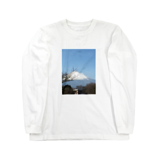 RAINMANのmountainisbeautiful  Long sleeve T-shirts