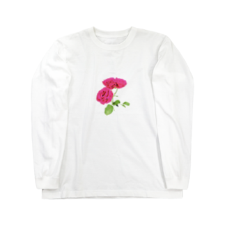 ayakaのOath of love Long sleeve T-shirts