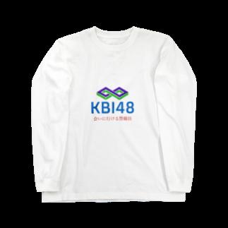 KBI48SHOPのKBI48グッズ Long sleeve T-shirts