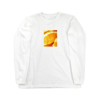 オランゲ Long sleeve T-shirts